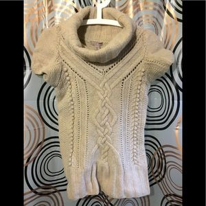 H&M Hand Knit Sweater Sz 4